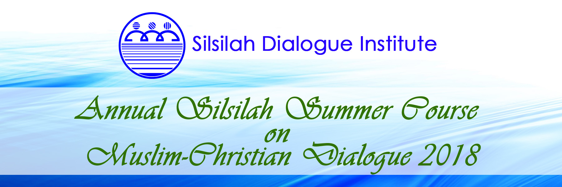 Annual Silsilah Summer Course